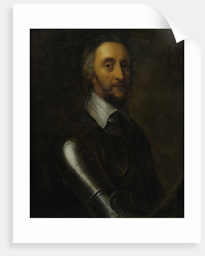 Portrait of Thomas Howard, 14th Earl of Arundel (1585-1646) by Thomas Murray
