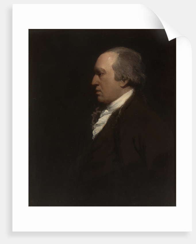 Portrait of Edward Whitaker Gray (1748-1806) by Augustus Wall Callcott