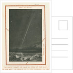 'The Great Comet of 1843' by Charles Piazzi Smyth