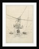 Diving bell used for salvage operations on the wreck of H.M.S.Thetis by John Frederick Fitzgerald De Roos