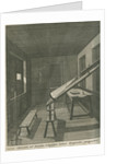 Method of observing the Sun at the Royal Observatory, Greenwich by Francis Place