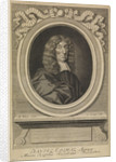 Portrait of Daniel Colwall (d.1690) by Robert White