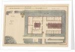 Ground plan of Somerset House by unknown