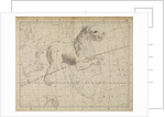 Leo, from John Flamsteed's 'Atlas Coelestis by Anonymous