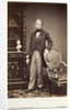 Portrait of William Cavendish, 7th Duke of Devonshire (1808-1891) by Maull & Polyblank
