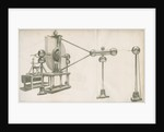 Improved electrical machine at Teyler's Museum by Izaac Jansz de Wit
