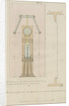 Kater's invariable pendulum and clock for gravity observations, Sumatra by unknown