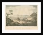 Grand aqueduct in Rio de Janeiro by Thomas Medland