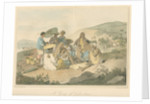'A Group of Cochin chinese' by Thomas Medland