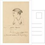 Portrait of Yepádia by Richard Spruce
