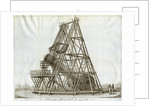 Herschel reflecting telescope by unknown