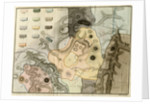 Geological map by James Kirkwood and Son