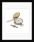 Pocket watch by E J Dent and Company