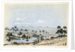 Carnarvon Range by Henry Charles Prinsep
