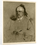 Portrait of Hermann Ludwig Ferdinand von Helmholtz by unknown