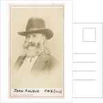 Portrait of John Auldjo (1805-1886) by Faedo & Temporel
