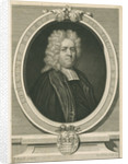 Portrait of John Harris (1661-1719) by George Vertue