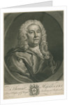 Portrait of Thomas Haselden (d.1740) by John Faber the Younger