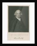 Portrait of Warren Hastings (1732-1818) by John Henry Robinson
