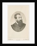 Portrait of Samuel White Baker (1821-1893) by United Association of Photography Limited