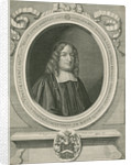 Portrait of William Holder (1616-1698) by David Loggan