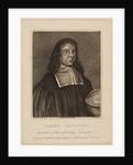 Portrait of James Gregorie by Edward Harding