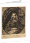 Portrait of Johannes Hevelius by John Faber the younger