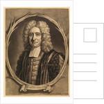 Portrait of Edmond Halley by Francis Kyte