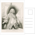 Portrait of Sir Benjamin Keene (1697-1757) by William Camden Edwards