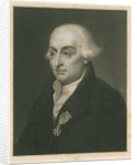 Portrait of Joseph Louis Lagrange (1736-1813) by Robert Hart