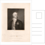 Portrait of Pierre-Simon Laplace (1749-1827) by James Posselwhite