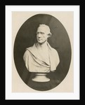Portrait bust of William Martin Leake (1777-1860) by Antoine Jean Francois Claudet