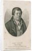 Portrait of John Leslie (1766-1832) by Ambroise Tardieu