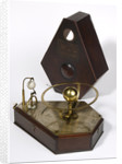 Orrery demonstrating the transit of Venus by Benjamin Cole