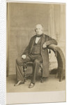 Portrait of James Scott Bowerbank (1797-1877) by Ernest Edwards