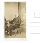 Portrait of David Brewster (1781-1868) by James Valentine