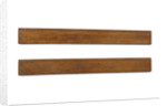Wooden rulers from Woolsthorpe by Anonymous