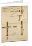 Hand pump for ship by John Smeaton