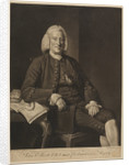 Portrait of John Ellicott (1701-1772) by Robert Dunkarton