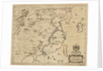 Map of China by Wenceslaus Hollar