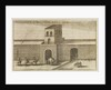 Great Wall of China by Wenceslaus Hollar