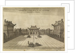 'Palace at Pekin' [Beijing] by Wenceslaus Hollar