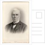 Portrait of George Johnston Allman (1824-1904) by Maull & Fox