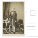 Portrait of James Moncrieff Arnott (1794-1885) by Maull & Polyblank