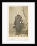 Portrait of John Hutton Balfour (1808-1884) by Maull & Co