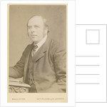 Portrait of Robert Stawell Ball (1840-1913) by Maull & Fox
