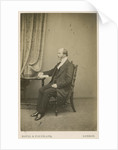 Portrait of John Barlow (1794-1869) by Maull & Polyblank