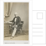 Portrait of William Henry Barlow (1812-1902) by Maull & Polyblank