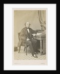 Portrait of Edward William Binney (1812-1881) by Maull & Co