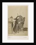 Portrait of James Scott Bowerbank (1797-1877) by Maull & Co